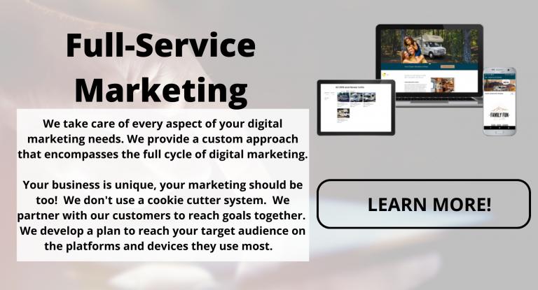 Full-Service Marketing