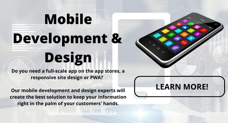 Mobile Development & Design